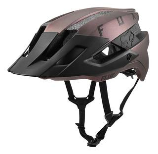 Capacete Bike Fox Racing Flux Solid Black Iridium - Oficial