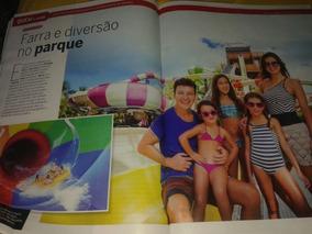 Revista Quem Luciana Gimenez-rodrigo Faro