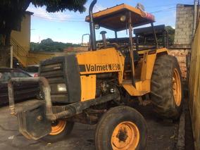 Trator Agrícola Valmet 880 4x2 Ano 1988