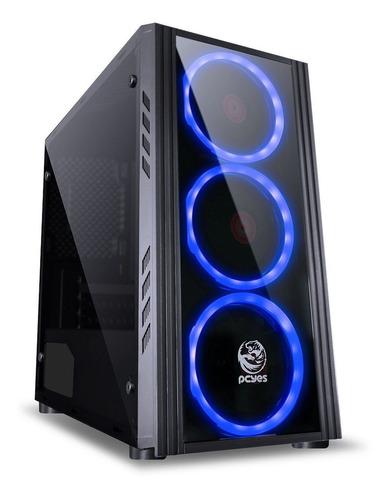 Pc Cpu Core I7 16gb Hd 1tb + Ssd 240gb Geforce Gt 1030 2gb