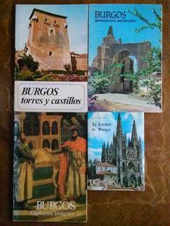 Burgos Catedral Torres Castillos Monasterios Medievales
