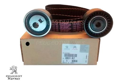 Distribucion Peugeot 206 1.9 Diesel 70hp 99/08 100% Original