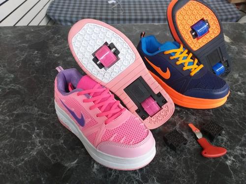 Zapatos Patin Patines  De Rueda Buen Precio