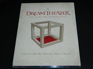 Dream Theater Live From The Boston Opera Blu-ray