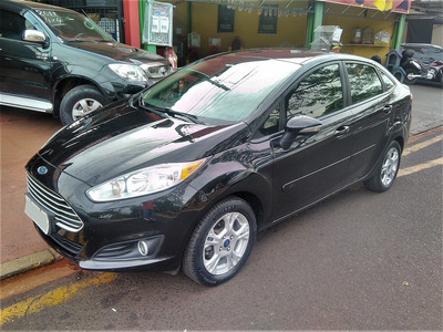 New Fiesta Sedan 1.6 At Flex