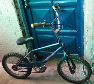 Bicicleta Miracle Rodado 18, En Perfecto Estado!!