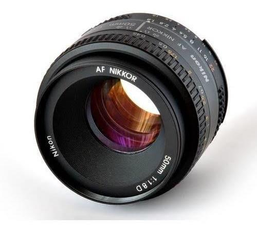 Lente 50mm Nikon 1.8d Af Nikkor
