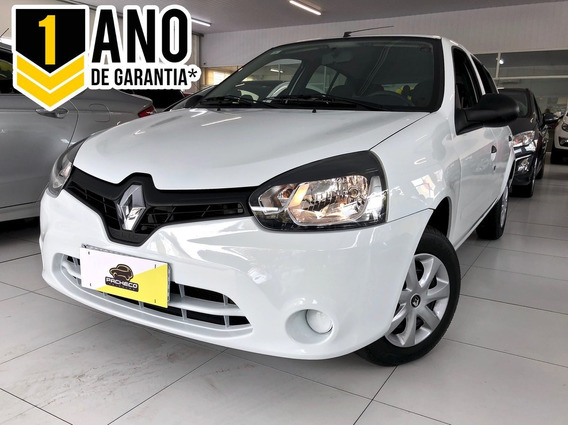 Renault Clio 1.0 Expression 16v Flex 4p Manual 2014/2014