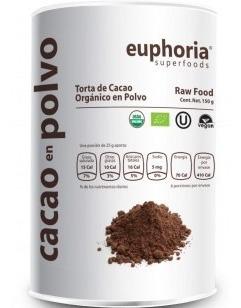 Cacao En Polvo Orgánico 150g Antoxidante Energetizante