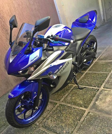 Nuevo Modelo Yamaha R3 2019