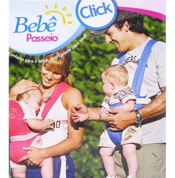 Canguru Bebe Passeio Click