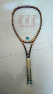 Raquete Tênis Wilson Graphite Dimension 4 3/8