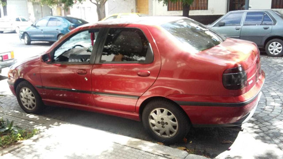 Fiat Siena 98 Td 1.7 Full .dueño