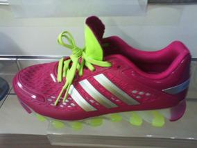 Tenis adidas Springblade Razor Rosa E Prata Nº35 Original!!!
