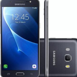 Smartphone Samsung J5 J510mn 4g Metal 2016 Preto
