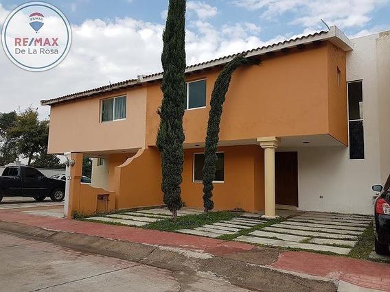 Casa En Renta Residencial Santa Cruz