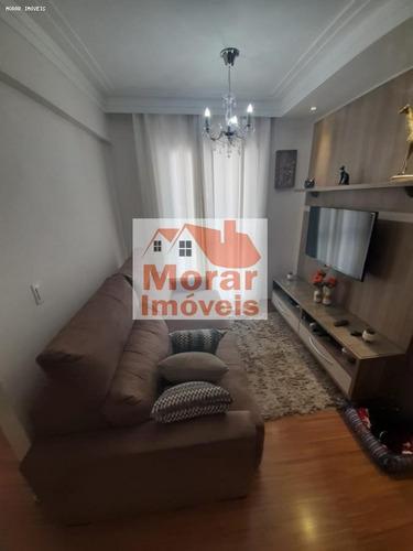 Apartamento Para Venda Em Cajamar, Portais (polvilho), 3 Dormitórios, 1 Suíte, 2 Banheiros, 1 Vaga - R181_2-1139141