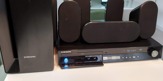 Home Theater Samsung 5.1 Ht-x40