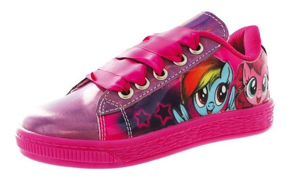 Calzado Kids Niña Tenis My Little Pony Fiusha Casual Comodo