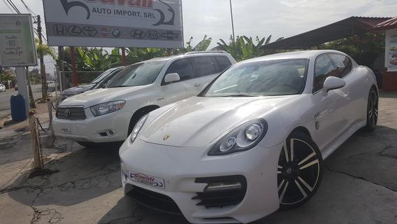 Porsche Panamera Blanco 2012