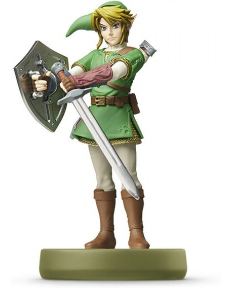 Amiibo Link Twilight Princess Zelda Breath Of The Wild