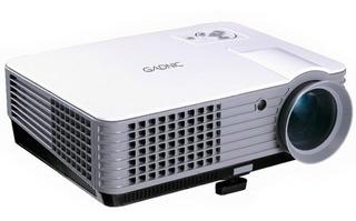 Proyector Gadnic J030 Wifi Led Full Hd Usb Hdmi Prolight