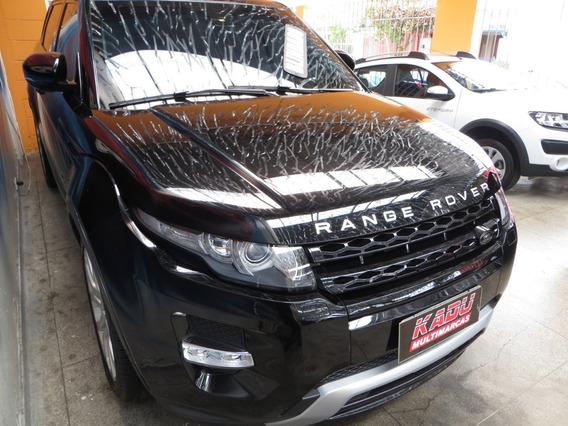Range Rover Evoque 2.0 Si4 4wd Dynamic 2013/2013 Blindada