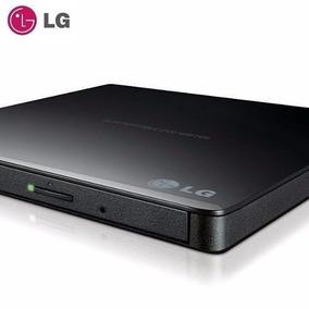 Gravador De Dvd Externo Lg Gp65nb60 Portátil - Ultra-slim