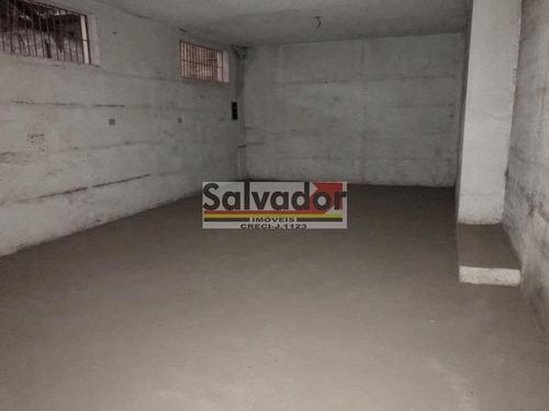 Galpão Na Rua Abrahão Calux - Vila Moinho Velho - São Paulo - 5117