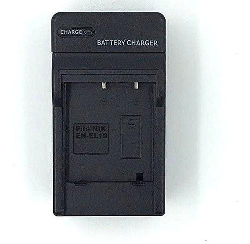 Cargador De Batería En-el 19 Nikon S100/ S2500/ S3500/s4300