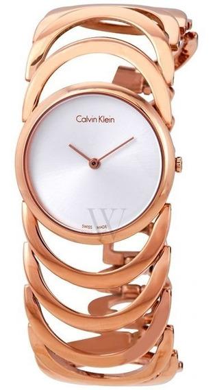 Relógio Calvin Klein Body Silver