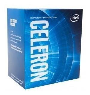 Processador Celeron G4900 Box Lga 1151 / 3,1ghz / 2mb Cache 8º Geração