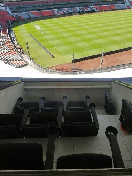 Palco Estadio Azteca Nfl