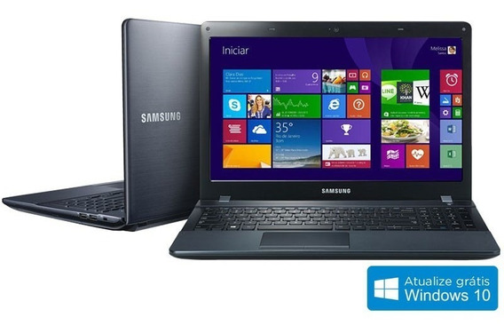 Notebook Samsung Ativ Book 2 Np270e5j-intel Core I5-8gb-1tb