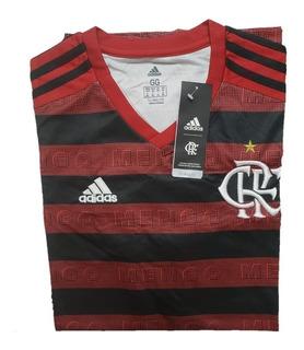 Camisa Flamengo 2019 / 20 (home)