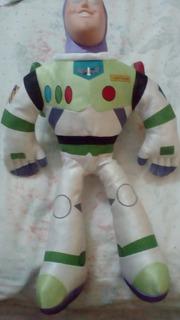 Buzz Lightyear Toy Story 4 Disney Store Oficial Pixar Muñeco