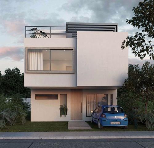 Preciosa Casa En Preventa En Solares