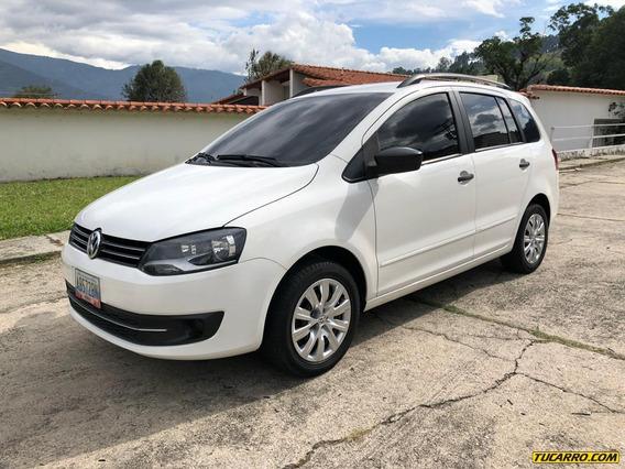 Volkswagen Spacefox Omforline Manu