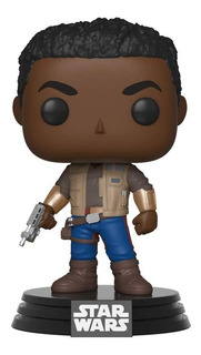 Finn Star Wars Rise Of Skywalker Funko Pop Original