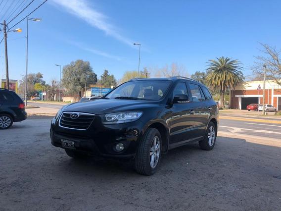Hyundai Santa Fe 4x4 Automatica Full Premium 2011 Liquido!!!