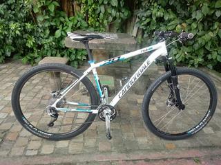 Bicicleta Cannondale Mtb Aro 29