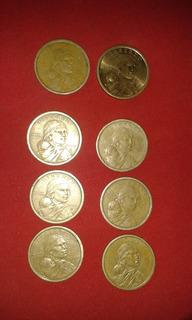 Vendo Moneda Estadounidense Del Año 2000