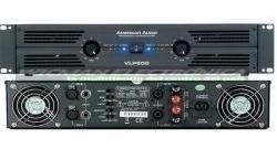 Amplificador / Power American Audio Vlp 600 - Audiotech.