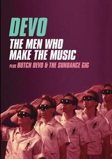 Dvd : Devo - Men Who Make The Music / Butch Devo & The S...