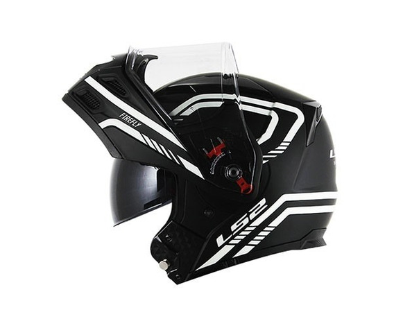Capacete Ls2 Ff324 Metro Firefly