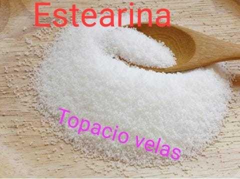 Estearina 100gr $75 Para Velas(no Mercado Envío)