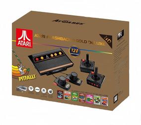 Atari Flashback 8 Gold De Luxe.