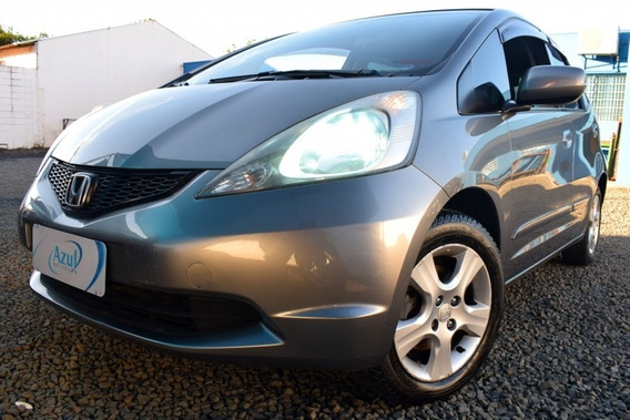 Honda Fit 1.4 Lx 16v Flex 4p Manual 2009/2009