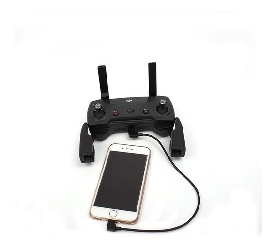 Cabo Micro Usb Para Drone Spark - Ios iPhone iPad Top Top