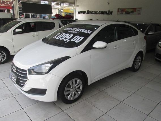 Hyundai Hb20s Hb20s Sedan Unico Dono Zero De Entrada